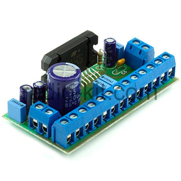 PCB215(УНЧ 4x50W TDA7560)