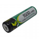 Элемент Li-ion 18650 1500mAh RAYMAX 3.7V 65x18mm